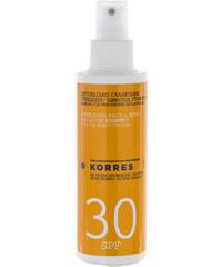 Korres natural products SPF 30 Yoghurt Sonnenemulsion Sonnenlotion 150 ml