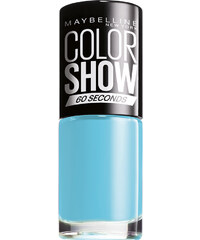 Maybelline Nr. 651 - Cool Blue Nail Color Show Nagellack 1 Stück