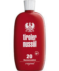 Tiroler Nussöl Sonnenmilch LSF 20 150 ml