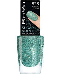 BeYu Nr. 828 - Aquatic Glam Sugar Shine Nagellack 9 ml