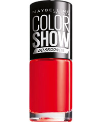 Maybelline Nr. 110 - Urban Coral Nail Color Show Nagellack 1 Stück
