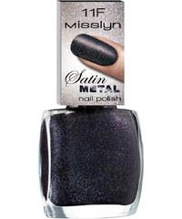 Misslyn Nr. 11F - Edgy Satin Metal Nagellack 10 ml
