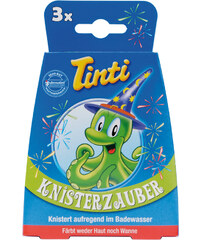 Tinti Knisterzauber 3er Pack Badezusatz
