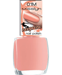 Misslyn Nr. 01M Beach Party Neoprene Nail Polish Nagellack 10 ml
