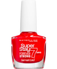 Maybelline Passionate Red Super Stay Forever Strong Nagellack 10 ml