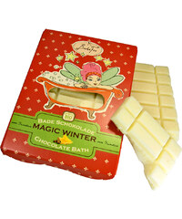 Badefee Badeschokolade Magic Winter Badezusatz 85 g