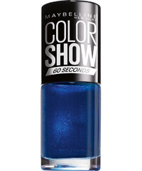 Maybelline Nr. 661 - Ocean Blue Nail Color Show Nagellack 1 Stück