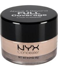 NYX 02 Fair Concealer Jar 7 g