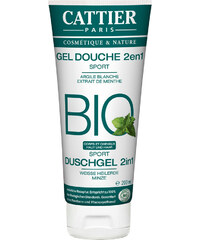 Cattier Duschgel 2 in 1 Sport 200 ml