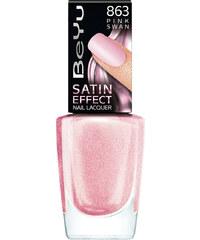 BeYu Nr. 863 - Pink Swan Satin Nagellack 9 ml