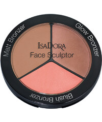 Isadora Nr. 10 - Sun Glow Face Sculptor Rouge 18 g