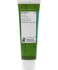 Korres natural products Guava Körperbutter 125 ml