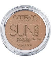 Catrice 020 - Deep Bronze Sun Glow Matt Bronzing Puder 10 g