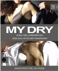 MYDRY zum Schutz vor Schwitzflecken - in der Farbe Schwarz Mode-Accessoires