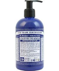 Dr. Bronner's Shikakai Soap Spearmint-Peppermint Flüssigseife 355 ml