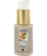 Logona Age Protection Color Correction Fluid 8in1 Gesichtsfluid 30 ml