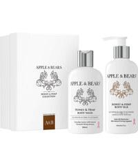 Apple & Bears Honey Hemp Gift Set Körperpflegeset 1 Stück