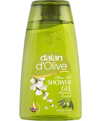 Dalan d'Olive Magnolia Duschgel 250 ml