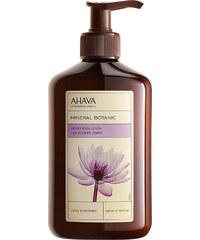 AHAVA Velvet Body Lotion Lotus & Chestnut Körperlotion 400 ml