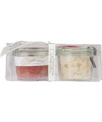 LaNature Badesalz & Duftkerze Granatapfel Badeset 70 g