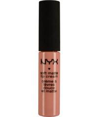 NYX Athens Soft Matte Lip Cream Lippenstift 8 g
