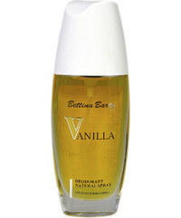 Bettina Barty Vanilla Natural Spray Deodorant 75 ml