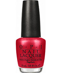 OPI Nr. R53 An Affair in Red Square Classics Schimmer Nagellack 15 ml