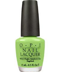 OPI Nr. B44 Gargantuan Green Grape Brights Creme Nagellack 15 ml