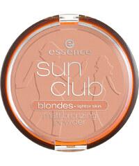 Essence Nr. 01 Sunkissed Sun Club Matt Bronzing Powder Puder 1 Stück