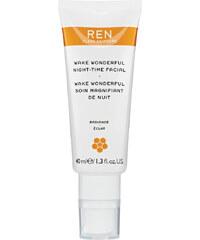 Ren Skincare Wake Wonderful Night-Time Facial Maske 40 ml