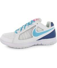 Tenisová obuv Nike Air Vapour Ace dám. bílá/modrá