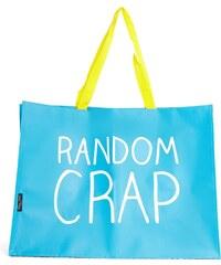 Happy Jackson - Random Crap - Mittelgroße Tasche - Blau