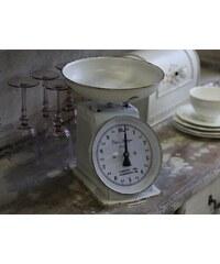 Chic Antique Kuchyňská váha Antique White