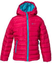 O'Style Dívčí bunda s kapucí - ružová