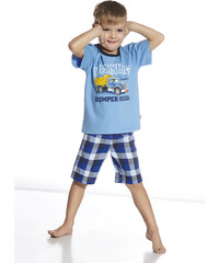 "Chlapecké pyžamo Cornette ""Dumper"" KIDS, modrá"