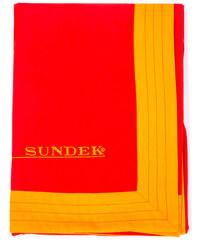 SUNDEK microfiber towel color red