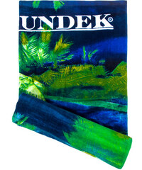 SUNDEK towel with miami dream print