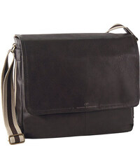 Pánská tmavě hnědá taška Tom Tailor Kentucky II