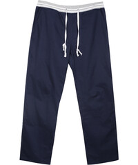 Lesara Pantalon en textile avec taille élastique pour enfant