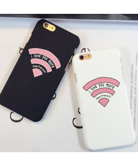 Lesara Pärchen-Hülle für Apple iPhone 6/6 Plus Wifi - Für Herren - Iphone 6 / 6s