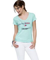 Nebulus T-Shirt Retro - Mint - S