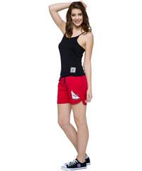 Nebulus Shorts Linda - Rot - S