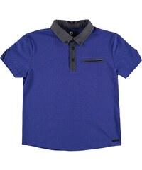 Triko Firetrap Heron Polo Shirt dětské Boys Blue