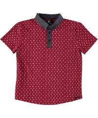 Triko Firetrap Shard Polo Shirt dětské Boys Rumba Red