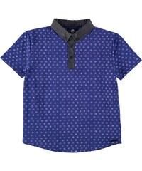 Triko Firetrap Shard Polo Shirt dětské Boys Maz Blue