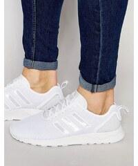 adidas Originals - ZX Flux S79011 - Baskets - Blanc