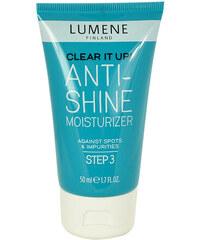 Lumene Clear It Up! Anti-Shine Moisturizer 50ml Denní krém na mastnou pleť W Pro mastnou pleť