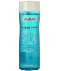 Lumene Clear It Up! Anti-Shine Toner 200ml Čisticí voda W Pro mastnou pleť