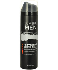 Lumene Men Shave Protecting Shave Gel 200ml Gel na holení M Pro citlivou pleť
