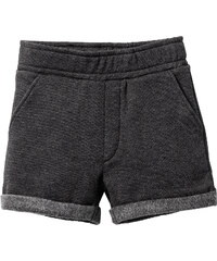 bpc bonprix collection Pantalon sweat court, T. 80-134 gris enfant - bonprix